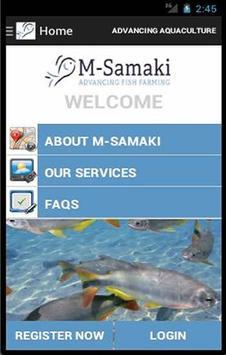 M-Samaki apk screenshot