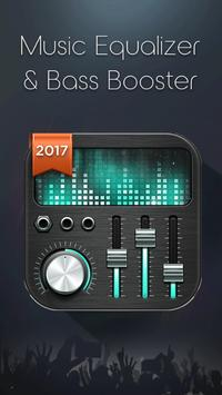 Equalizer & Bass Booster poster