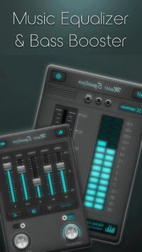 Equalizer & Bass Booster apk screenshot