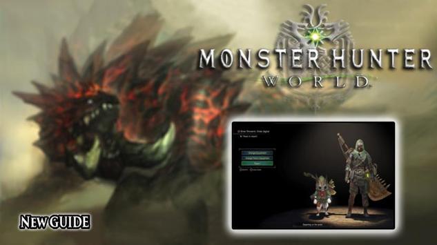 Monster Hunter World Guide screenshot 1