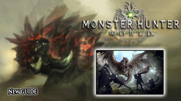 Monster Hunter World Guide screenshot 2