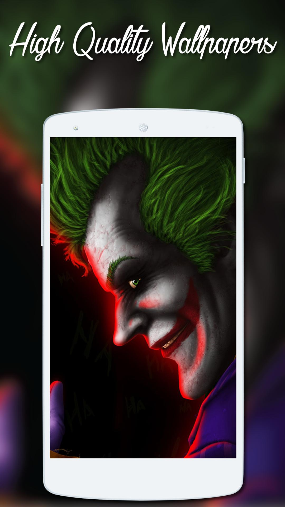 Joker 4k Wallpapers For Android Apk Download