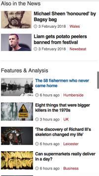 News BBC British screenshot 2