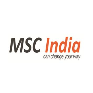 MSC Recharge poster