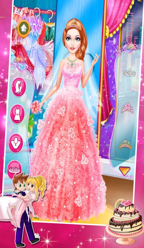 Dress Up Beautiful Bride Wedding Games For Android Apk Download