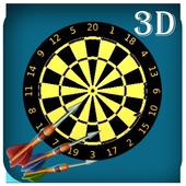 Darts 3D Game icon