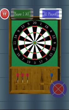 Darts 3D Game apk screenshot