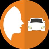 التحكم بالسيارة عن طريق الصوت 2018 icon