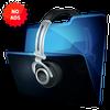 Free Folder Music Player-icoon