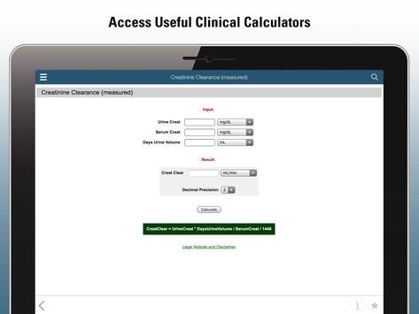 MSD Manual Pro Version apk screenshot