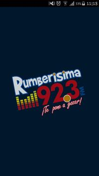 Rumberisima 92.3 apk screenshot
