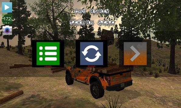 4x4 Drıver apk screenshot