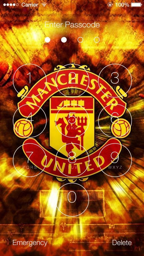 Manchester United Fc Wallpapers Hd Lock Screen For Android Apk Download