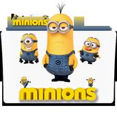 Minions Wallpapers HD Lock Screen icon