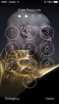 Avengers Infinity War Wallpapers HD Lock Screen screenshot 7
