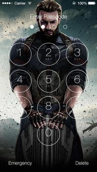Avengers Infinity War Wallpapers HD Lock Screen screenshot 3