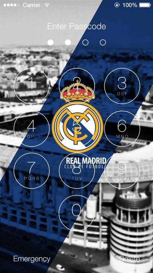 Real Madrid Wallpapers Hd Lock Screen For Android Apk Download