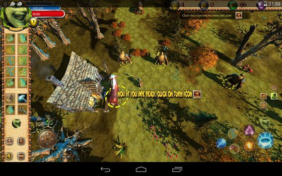 Dark Forester apk screenshot