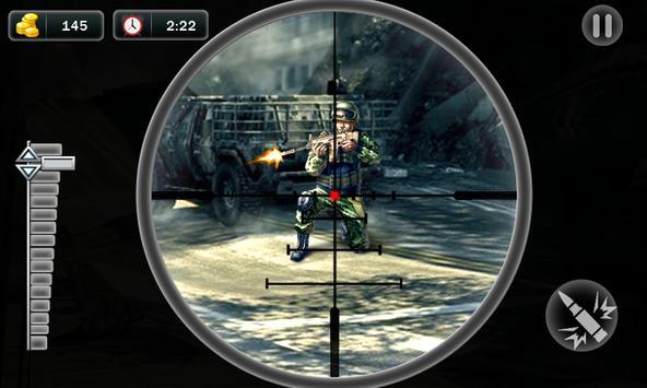 Modern Frontier Sniper War screenshot 2