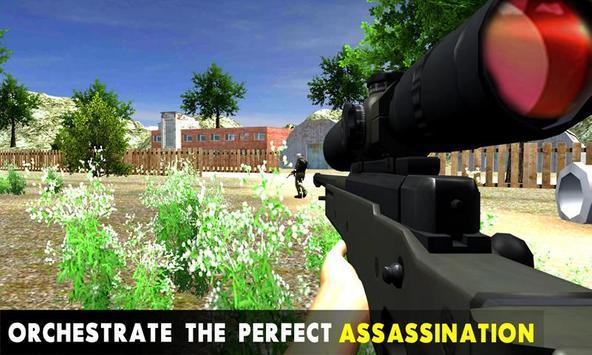 Sniper Assassin Target Shooter poster