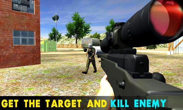 Sniper Assassin Target Shooter apk screenshot