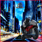Bike Jumping 3D icon
