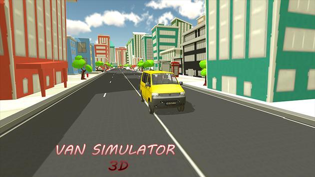 Delivery Van Game apk screenshot