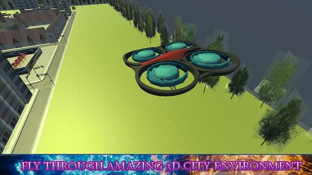 Fantastic Drone Robot Delivery apk screenshot