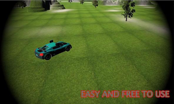 Flying Car 3D apk screenshot