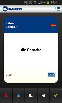 KERN Language Trainer German screenshot 4