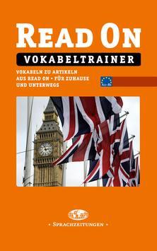 Read On Vokabeltrainer poster