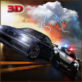 Police Car Chase 2017 icon