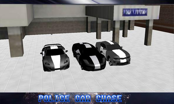 Police Car Chase 2017 poster