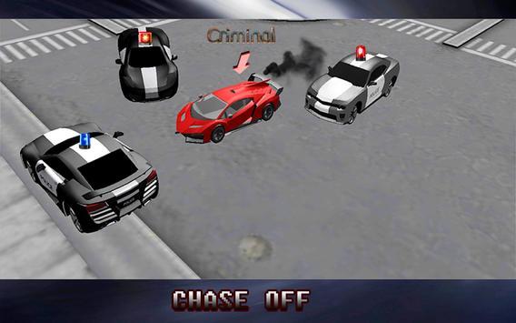 Police Car Chase 2017 screenshot 6