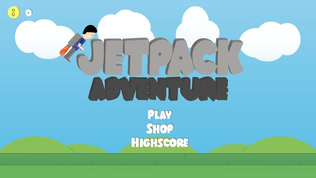 Jetpack Adventure poster