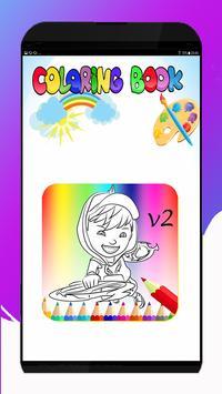 coloring boboiboy_v02 スクリーンショット 5