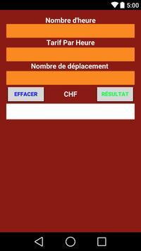 CVAJ Salary Calculator apk screenshot