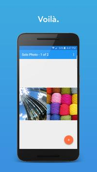 Solo Photo - Gallery Privacy apk screenshot