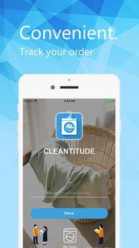 Cleantitude screenshot 1