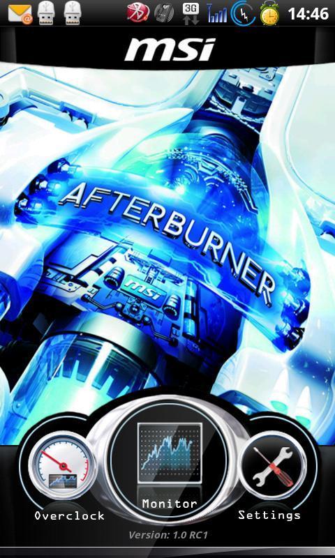 MSI Afterburner APP for Android - APK Download