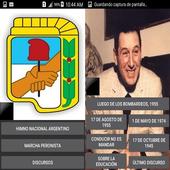 Perón App icon