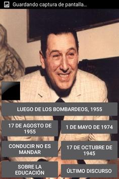 Perón App apk screenshot