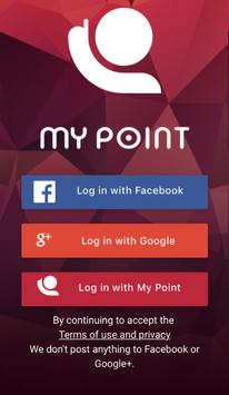 MyPointApp poster