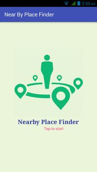 Nearby Place Finder poster
