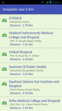 Nearby Place Finder screenshot 2