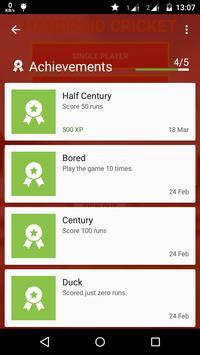 Handroid Cricket apk screenshot