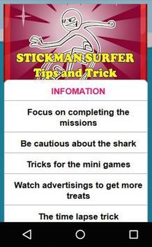 Tips Stickman Surfer Guide screenshot 1