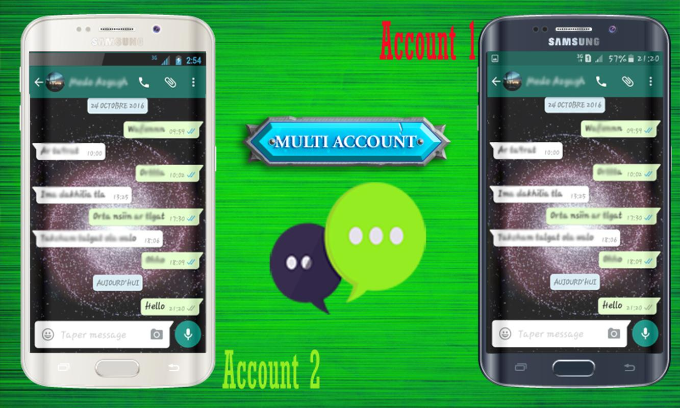 Accounts full apk for android