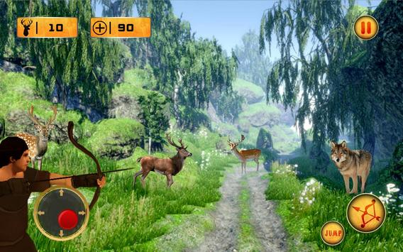 Archery Shooting Deer Hunting apk screenshot