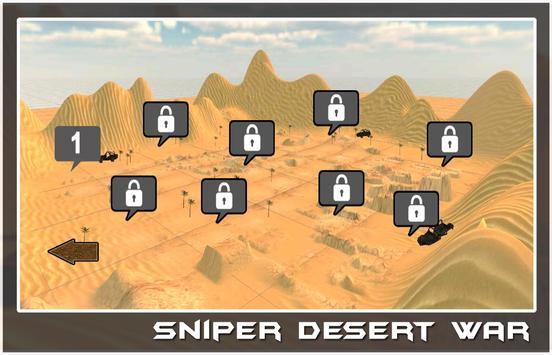 Black Sniper: Desert War apk screenshot